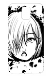 Ink Splatter Phone Case - DrawnByB