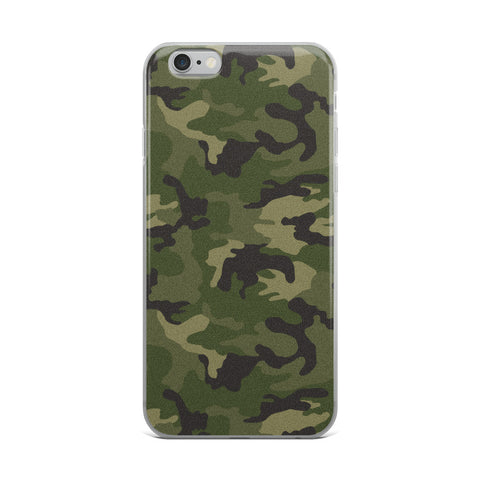 Camouflage iPhone X case iphone 8 case iphone 8 plus case iPhone 7 case iPhone 7 Plus case iPhone 6 Plus iPhone 6s Plus Case