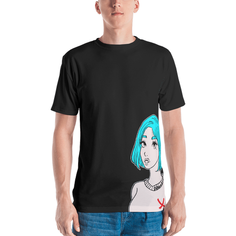 The Blue Girl Men's Tee