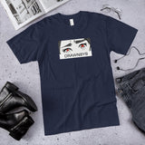 Red Eyes Short Sleeve T-Shirt