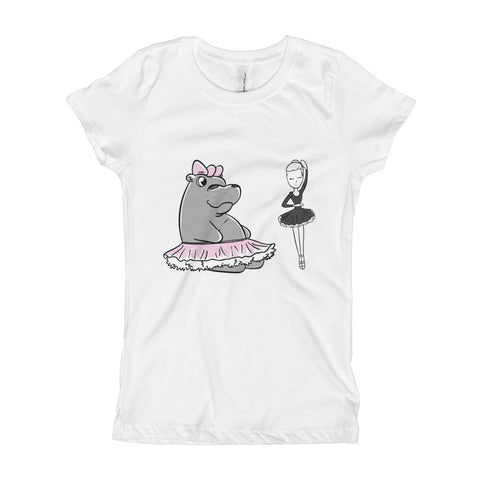 Squad Goals Girl's T-Shirt - DrawnByB