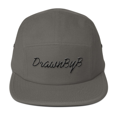 DrawnByB Five Panel Cap