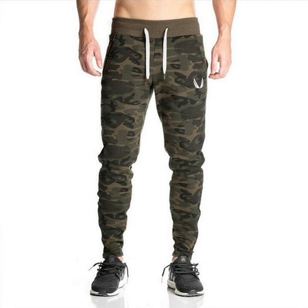 Camoflauge mens jogger pants for men