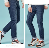 Straight Elasticity Jeans