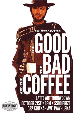 The Good, the Bad, the Coffee