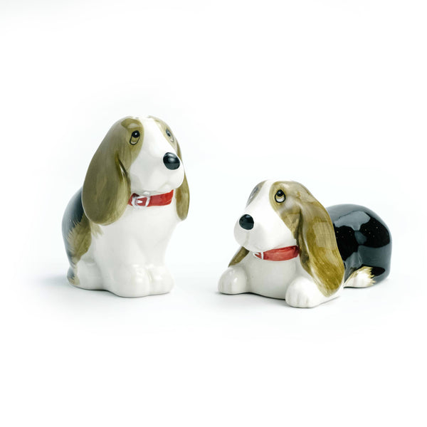 Charlie and Walter Salt & Pepper Shakers