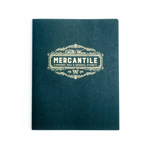 Black Mercantile Journals - The Pioneer Woman Mercantile