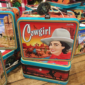 Cowgirl Lunchbox - The Pioneer Woman Mercantile