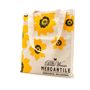 2018 Mother's Day Sunflower Tote - The Pioneer Woman Mercantile
