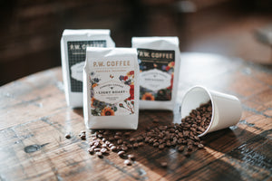 P.W. Coffee Dark Roast - The Pioneer Woman Mercantile