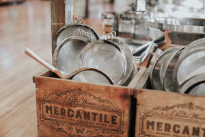 Metal Strainers - The Pioneer Woman Mercantile