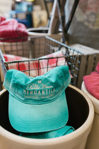 Jade Merc Hat - The Pioneer Woman Mercantile