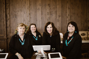 Turquoise Necklace - The Pioneer Woman Mercantile