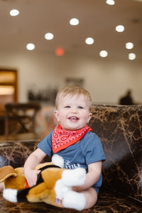 Girl Bandana Bibs - The Pioneer Woman Mercantile