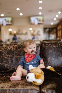 Red Basset Onesie - The Pioneer Woman Mercantile