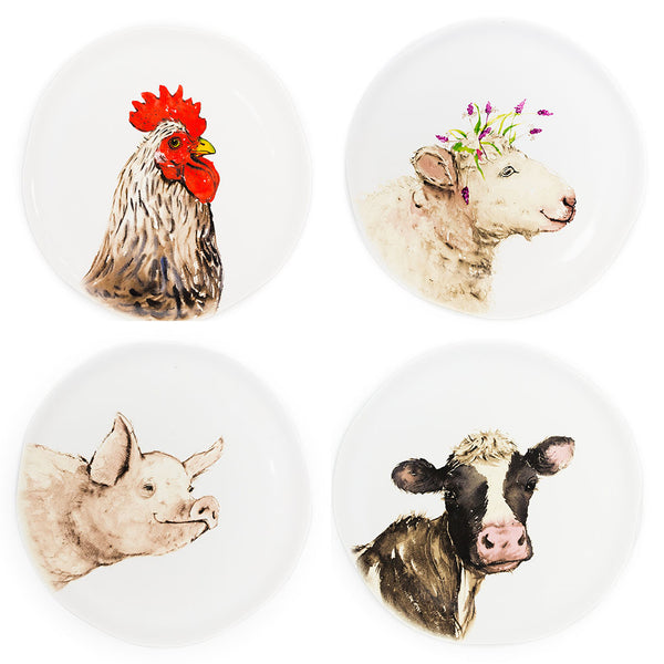 Farmhouse Plates