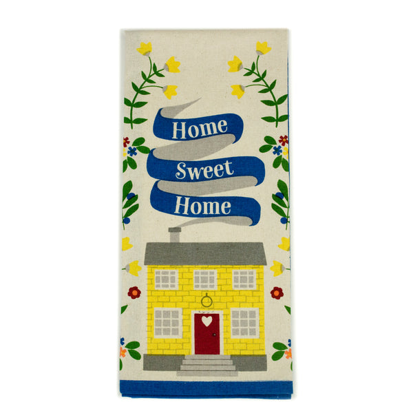 Home Sweet Home Dishtowel - The Pioneer Woman Mercantile
