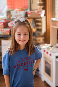 Youth Blue Charlie Shirt - The Pioneer Woman Mercantile