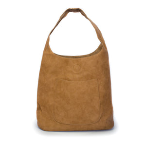 Walnut Slouchy Hobo Handbag - The Pioneer Woman Mercantile