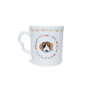 Floral Dog Mugs - The Pioneer Woman Mercantile