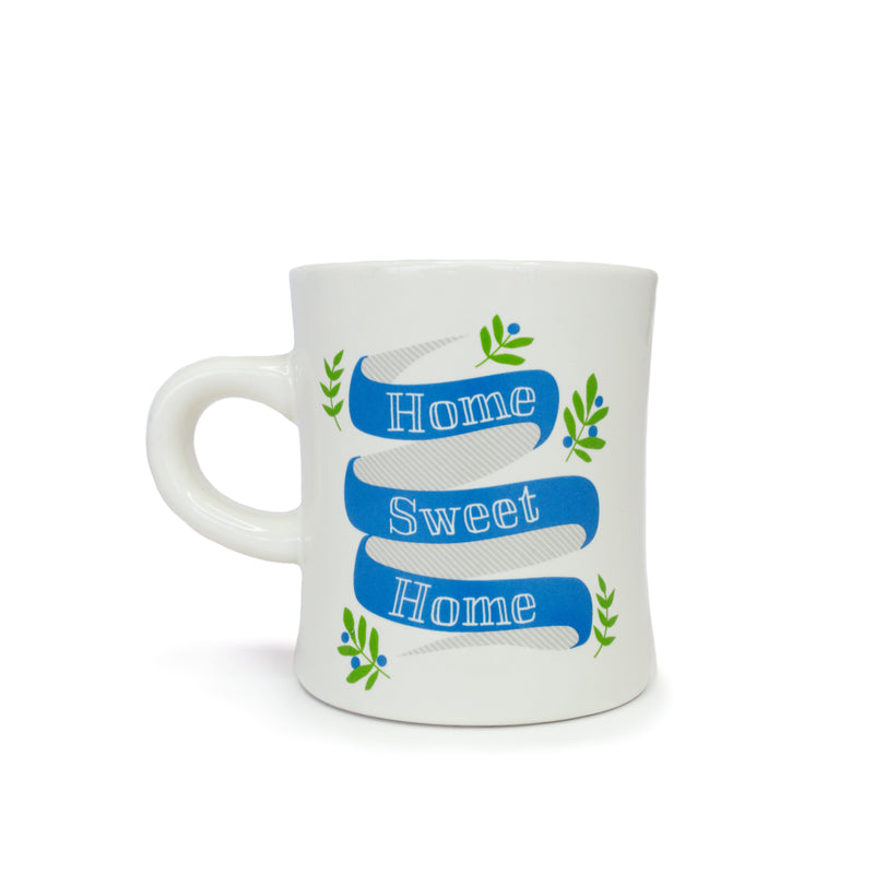 Home Sweet Home Diner Mug - The Pioneer Woman Mercantile