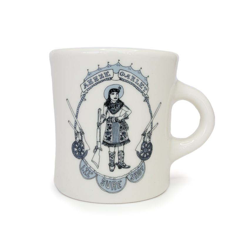 Annie Oakley Mug - The Pioneer Woman Mercantile