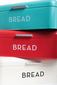 Red Bread Bin - The Pioneer Woman Mercantile