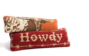 Howdy Pillow - The Pioneer Woman Mercantile
