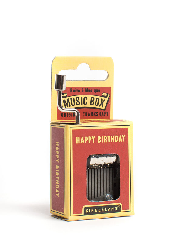 Happy Birthday Music Box - The Pioneer Woman Mercantile