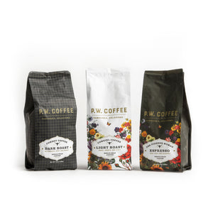 P.W. Coffee Dark Roast