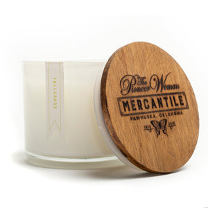 Tallgrass Mercantile Candle