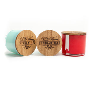 Wildflower Mercantile Candle