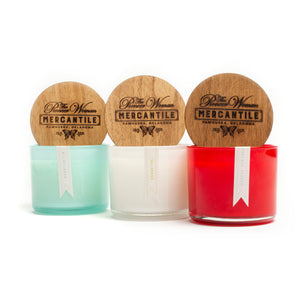 Prairie Flower Mercantile Candle