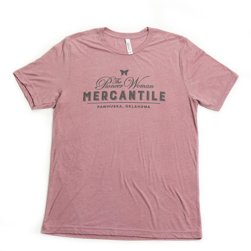 Orchid Butterfly Mercantile Shirt