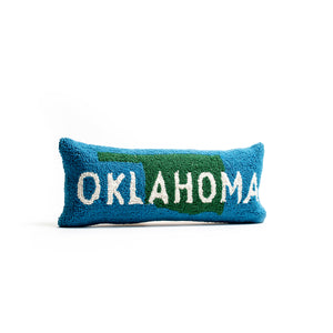 Oklahoma Pillow