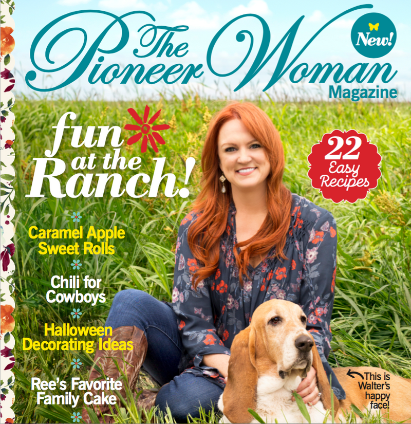 The Pioneer Woman Magazine Fall 2017 Edition