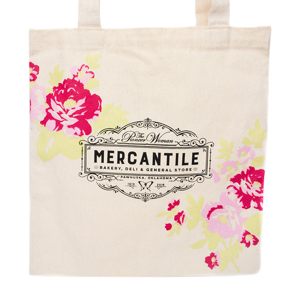Mercantile Tote - The Pioneer Woman Mercantile