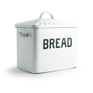 Enameled Metal Bread Box - The Pioneer Woman Mercantile