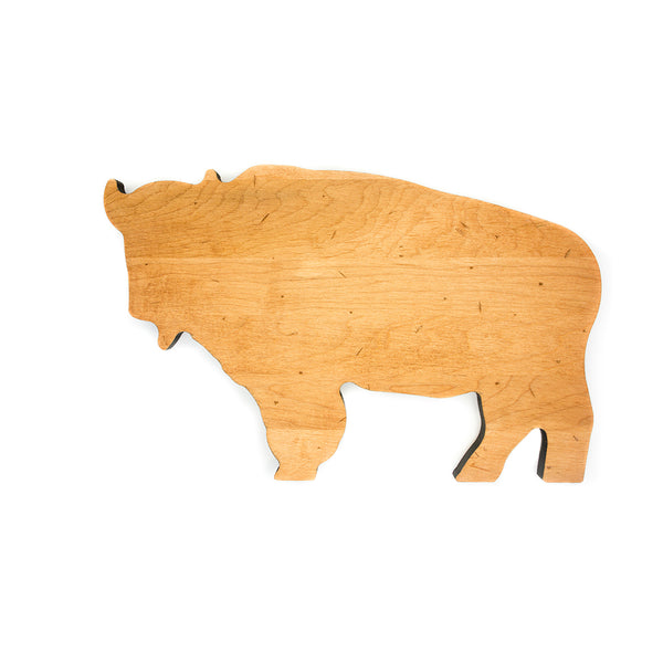 Bison Cutting Board