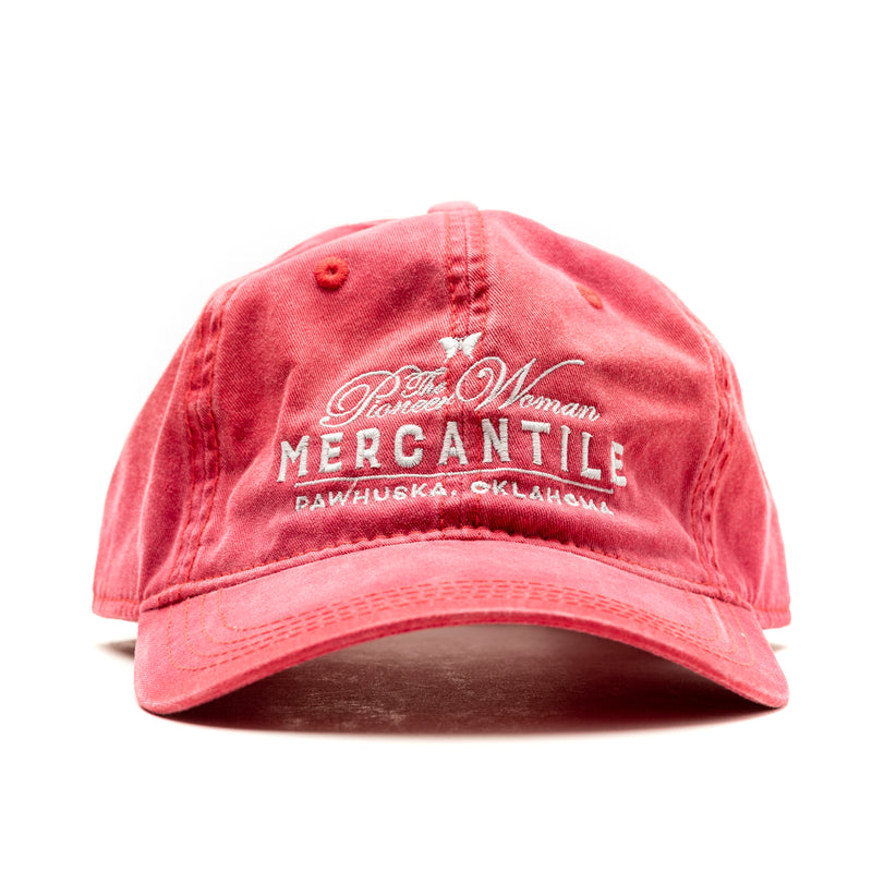 Chili Pepper Merc Hat - The Pioneer Woman Mercantile