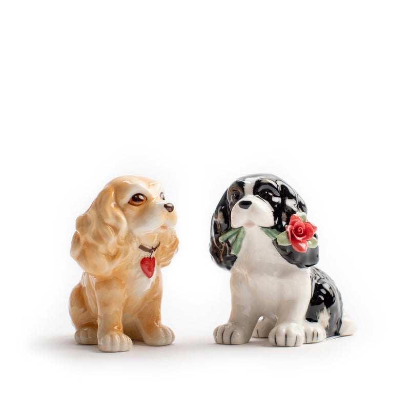 Cocker Spaniel Salt and Pepper Shaker
