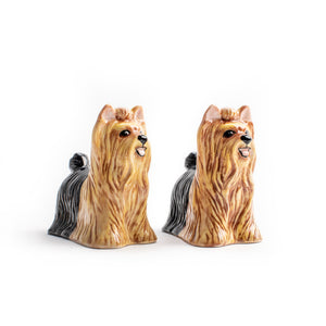 Yorkshire Terrier Salt and Pepper Shaker
