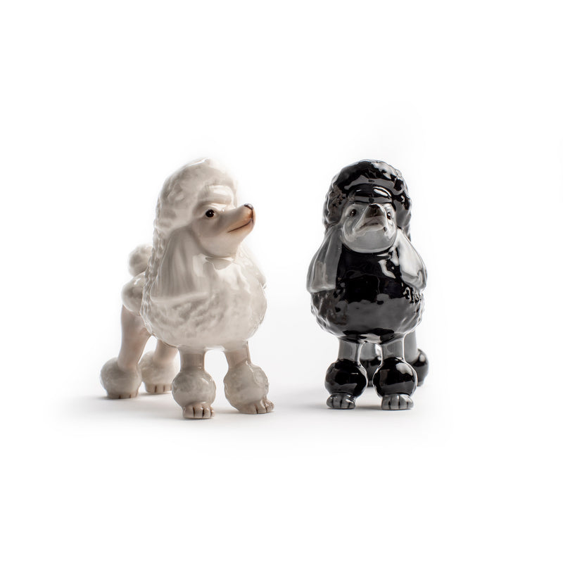 Poodle Salt and Pepper Shaker