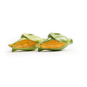 Corn Salt and Pepper Shaker