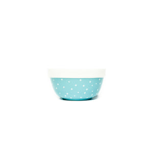 Blue Dot Mixing Bowl