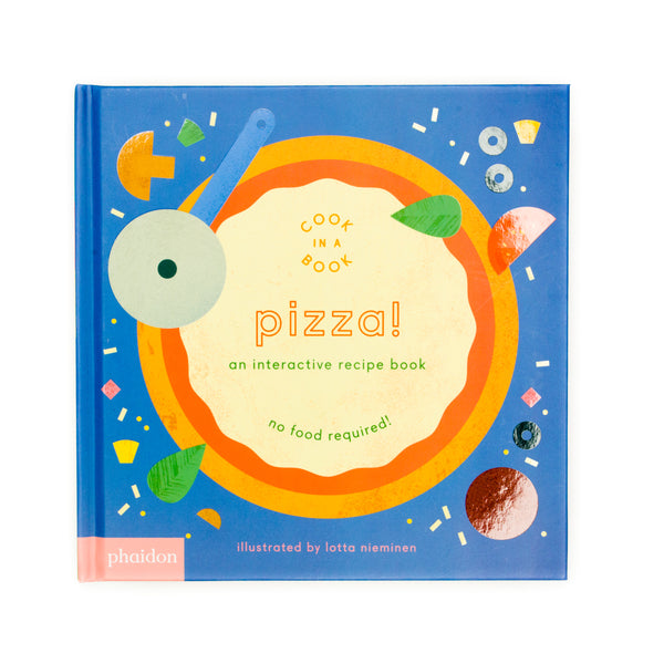 Pizza! An Interactive Recipe Book - The Pioneer Woman Mercantile