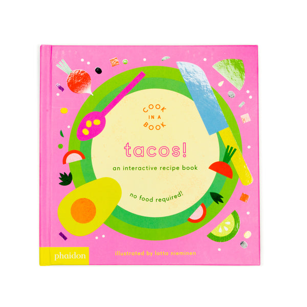 Tacos! An Interactive Recipe Book - The Pioneer Woman Mercantile