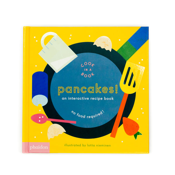 Pancakes! An Interactive Recipe Book - The Pioneer Woman Mercantile