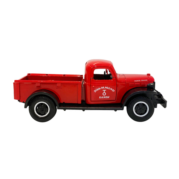 Drummond Ranch Power Wagon