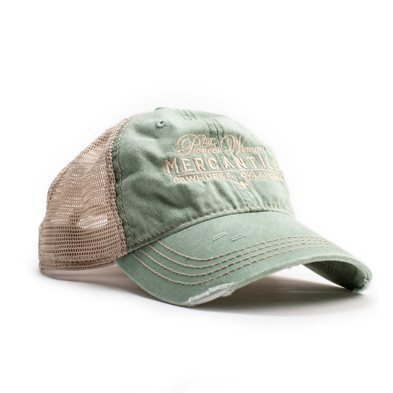 Light Pine Mercantile Trucker Hat